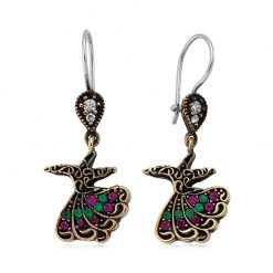 Sufi Tasawwuf Earrings