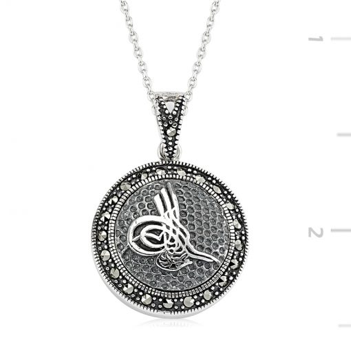 marcasite K-IJ1-2108-Islamic-Jewelry